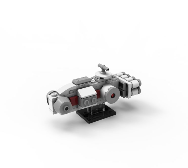 Free LEGO Tantive Models for Kids Aged 6+ (Must Redeem at the LEGO Store)