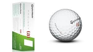 Free TaylorMade Project (a) Golf Balls