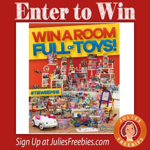 Room Full of Toys Holiday Sweepstakes