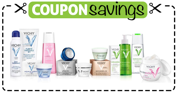 Save $5 off Any Vichy Product