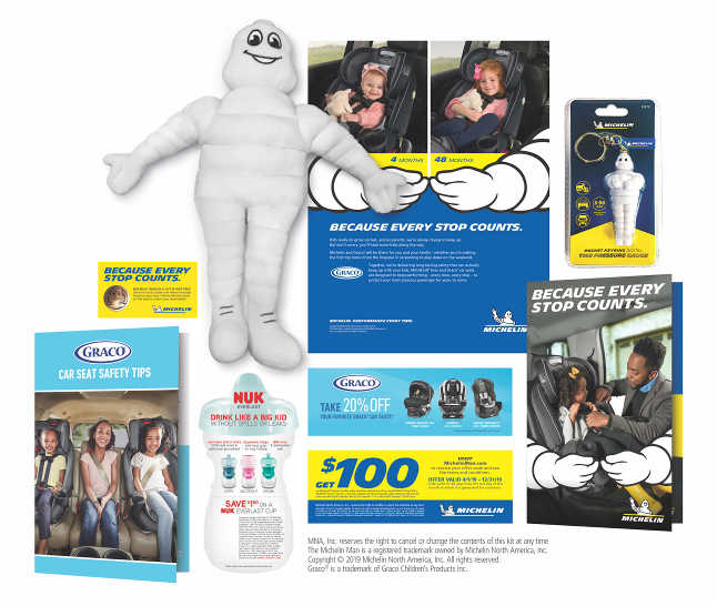 Free Michelin Welcome Baby Kits (US Only)