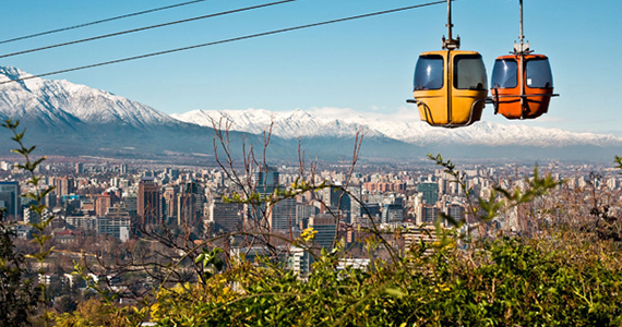 Win a Trip To Santiago, Chile