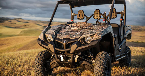 Win a Yamaha Viking ATV