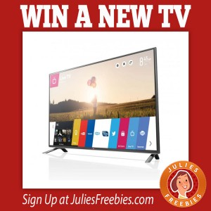 Win a 55″ LED Smart TV
