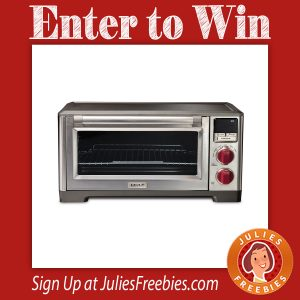 Win a Wolf Gourmet Tabletop Oven