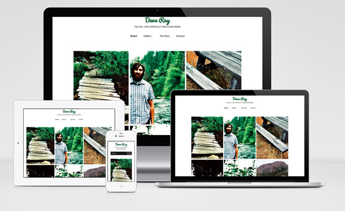 Make : Free WordPress Theme with Drag-and-drop Page Builder