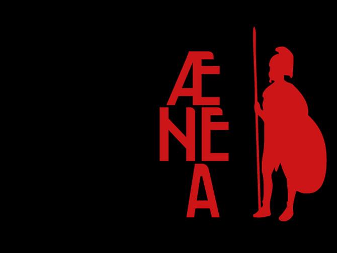 ÆNEA free Typeface