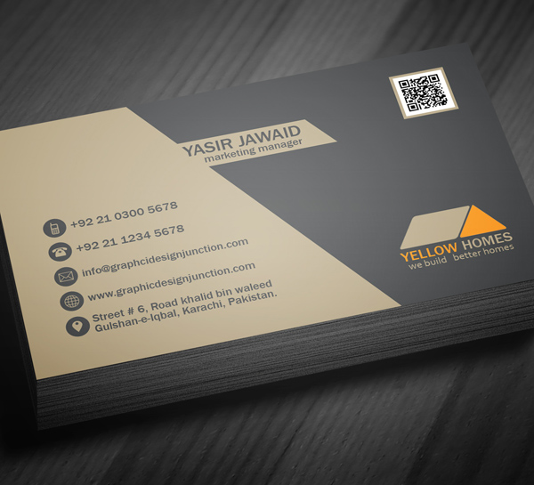 Free Real Estate Business Card Template Free Download Freebiesjedi - Real estate business card templates