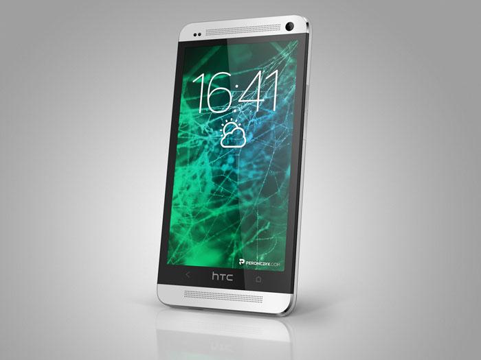 HTC One Free PSD mockup