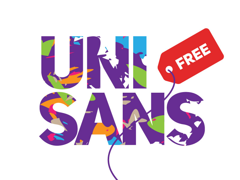 Uni Sans Free Font