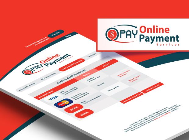 O Pay : Payment iOS App UI Kit