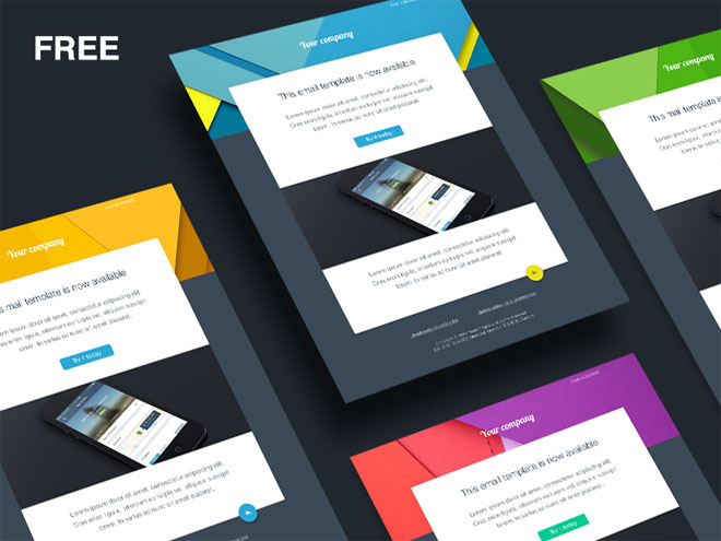 Free Sketch Email Template
