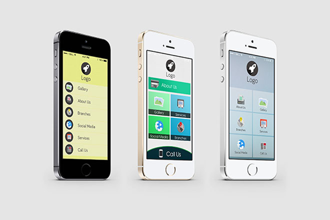 free mobile app ui design templates free download freebiesjedi