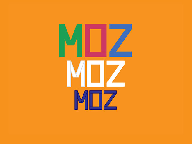 Moz Free Vector Font