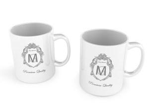 Free Mug PSD Mockups