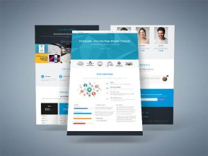 Free Responsive Startup HTML Template