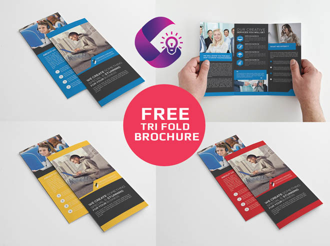 Free tri fold business brochure template free download freebiesjedi free tri fold business brochure template wajeb Images
