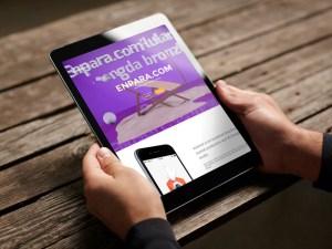 Free Realistic iPad Mockup PSD