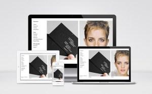 Exposito : Free WordPress Theme with Horizontal Layout