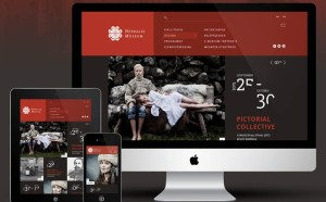 Free Museum PSD Web Template
