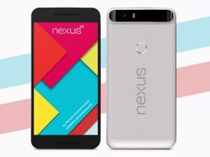 Free Nexus 6P Mockup PSD