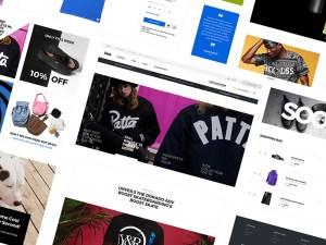 Dink : Free E-commerce UI Kit