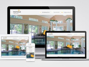 Fastsale : Free Real Estate Wordpress Theme