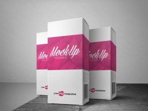Free Packaging Mockup PSD