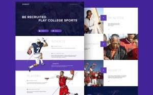 sport-psd-landing-page-template