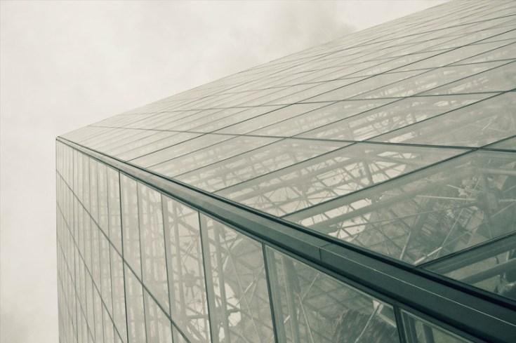Retro Architecture Photo Set