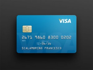 Free Credit Card Sketch Template