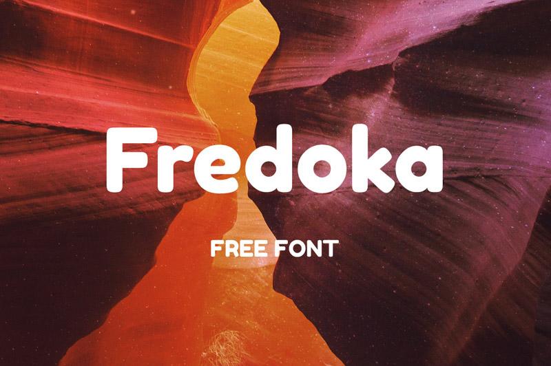Fredoka : Rounded Bold Font