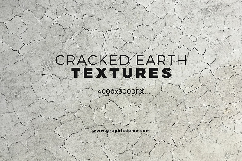 Free Cracked Earth Textures