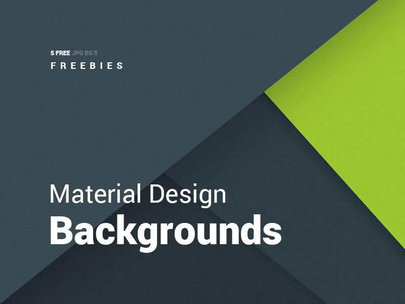 Free Material Design Background