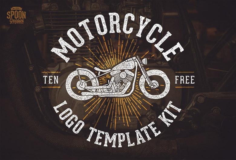 Free Motorcycle Logo Kit
