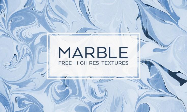 Free Marble Texture Set