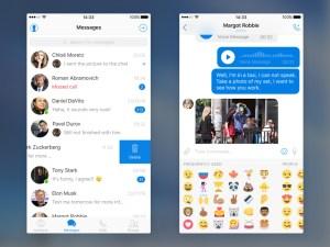 Free Messenger UI Kit