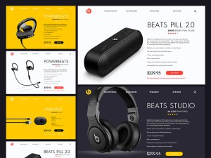 Free Product Page UI Kit