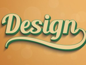 Free 3D Style Text Effect