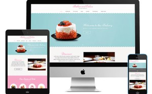 Free Bakery Wordpress Theme