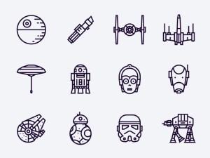 Free Star Wars Icons