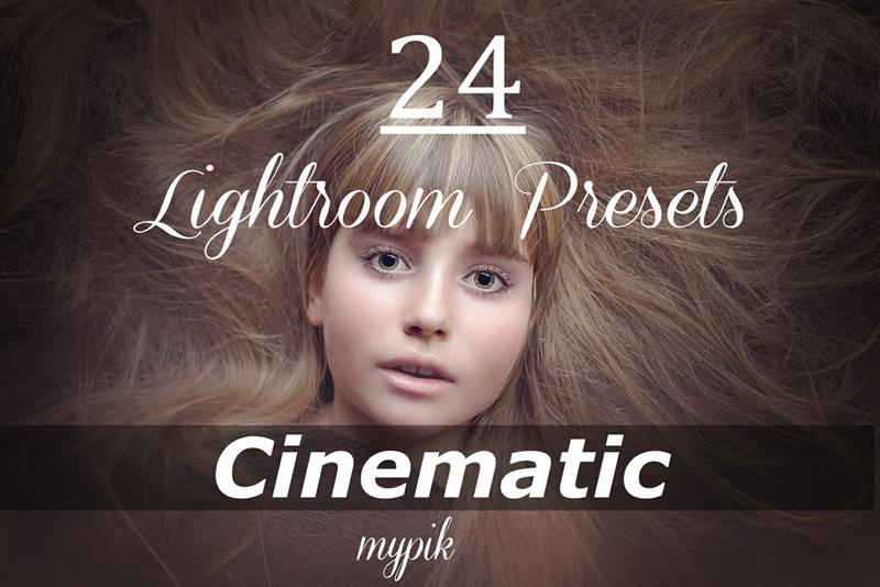 Free Cinematic Lightroom Presets