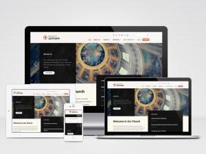 Faith : Free Church Wordpress Theme