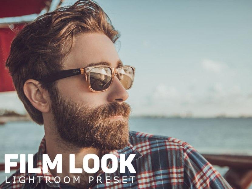 Film Look Adobe Lightroom Presets