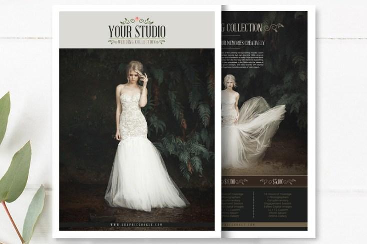 Free Wedding Photography Flyer Templates