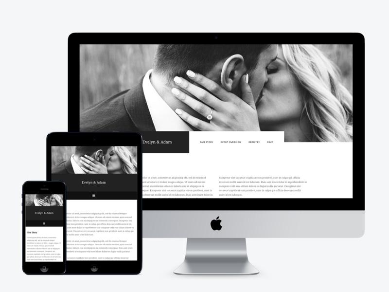 Invite : Free Wedding WordPress Theme