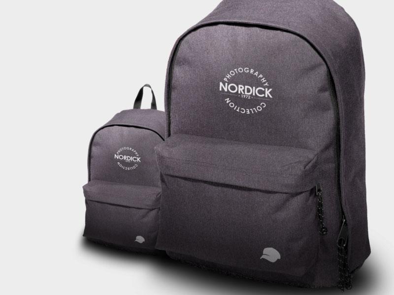 Free Realistic Bag Mockup PSD