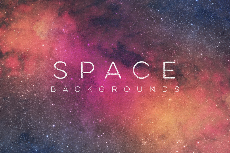 Space Texture Set