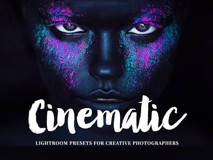 Free Creative Cinematic Lightroom Preset
