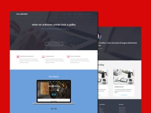 Collabcrew Wordpress Theme